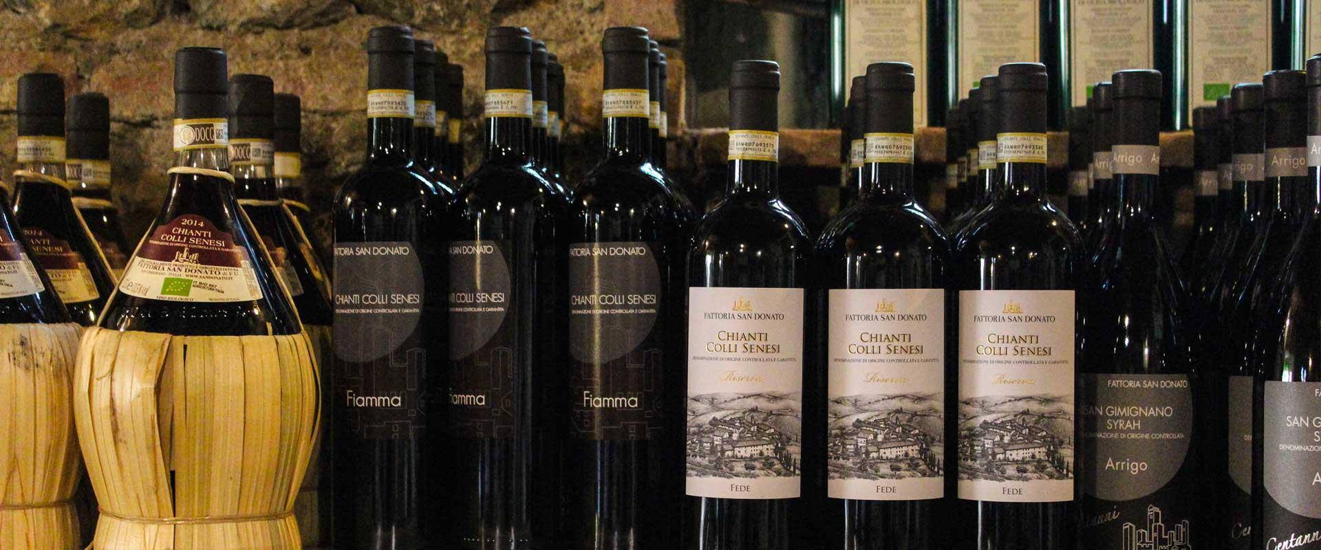 wine finder fattoria san donato