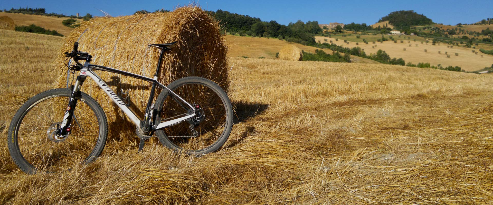 trekking e biking fattoria san donato